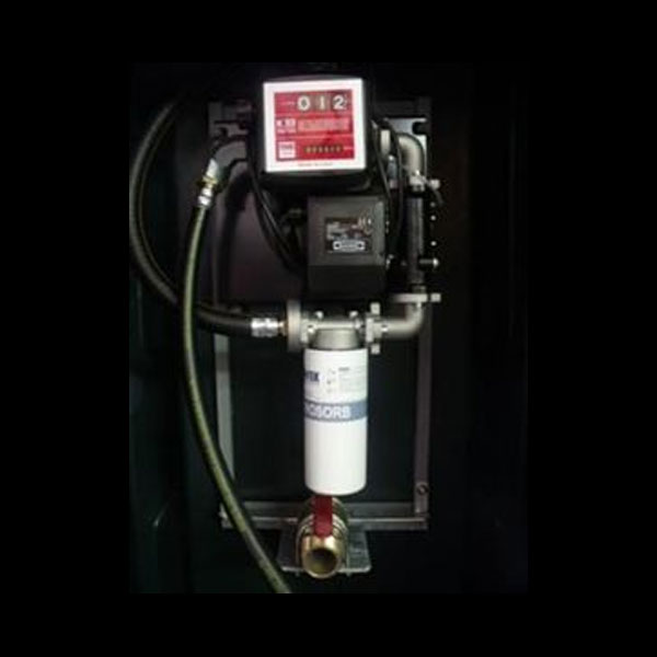 COMBINED 10 MICRON WATER FILTER 230 VOLT PUMPS