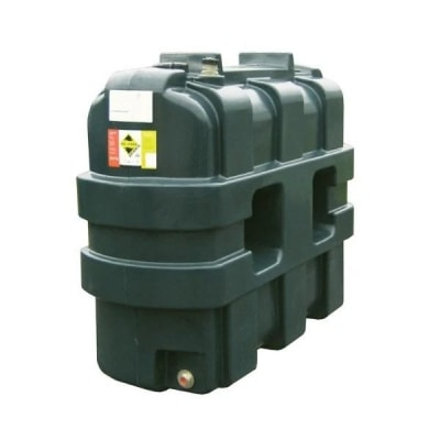 Plastic Single Skin Oil Tanks