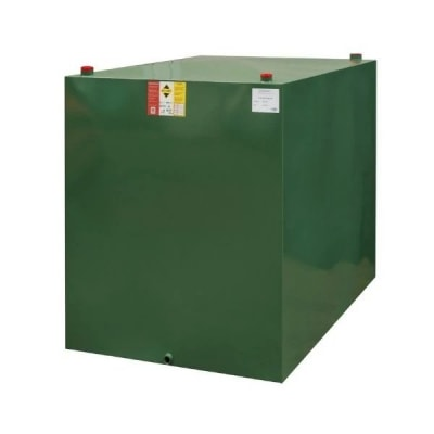 Steel Single Skin Oil Tanks