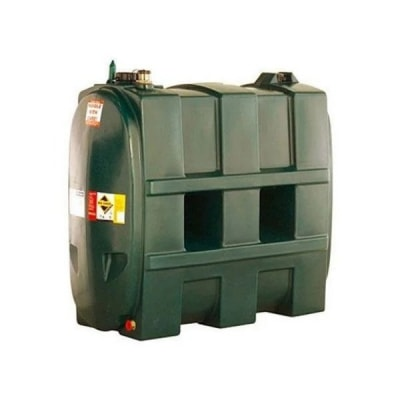 Plastic Single Skin Oil Storage Tanks