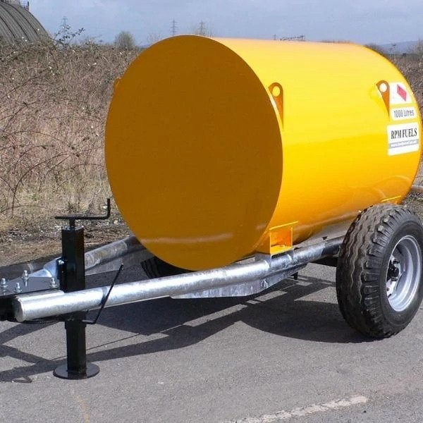 Site Tow Fuel Bowser For Sale