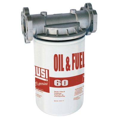 Diesel Fuel Tank Filter Systems